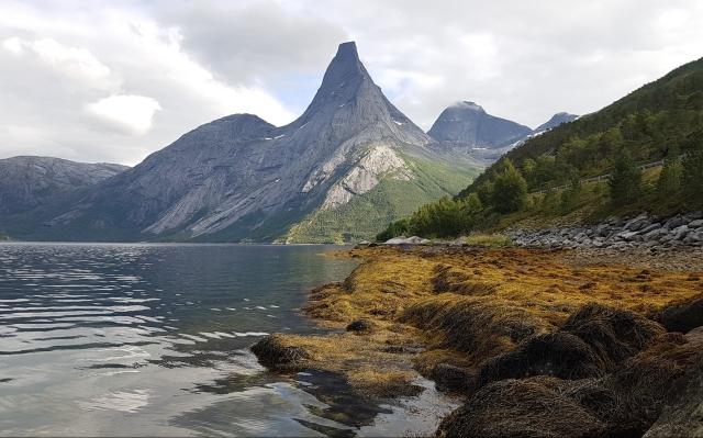Stetind i Tysfjord.